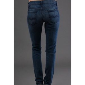 7 for all Mankind Roxanne High Waist Jeans